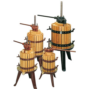 Manual Grape Press