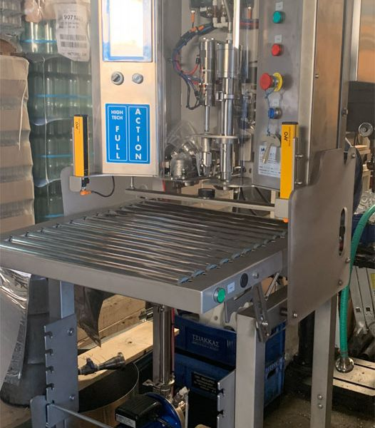 Automatic Bag in box filler
