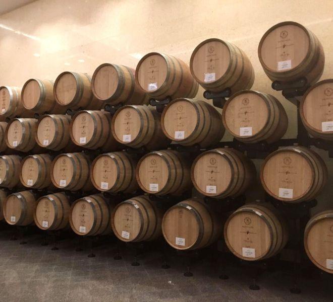 Barrel Stack System