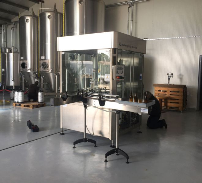 Isobaric Beer Filling Machine
